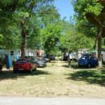 Mobil-Home du camping